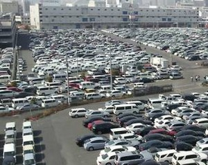 Driver[Used Car Auction Site]の求人