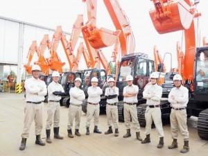 日立建機株式会社の画像・写真