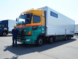 プリヴェ運輸株式会社の画像・写真