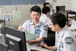 セコム上信越株式会社の画像・写真