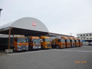 新潟中央運送株式会社の画像・写真