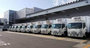 鮫川運送株式会社の画像・写真