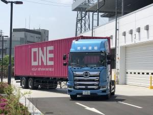 青伸産業運輸株式会社の画像・写真