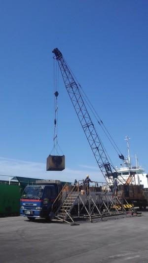 第一港運株式会社の画像・写真